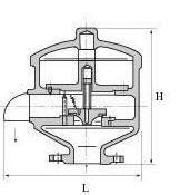 hxf-v单呼阀图片