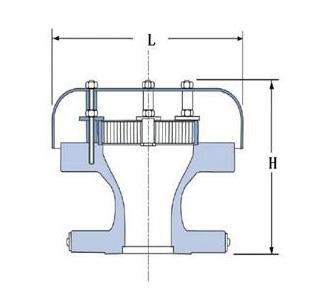 阻火透气帽是为加油站,小型油罐透气管而设计的升级产品,它采用不锈钢